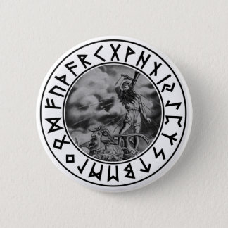 button Thor rune shield