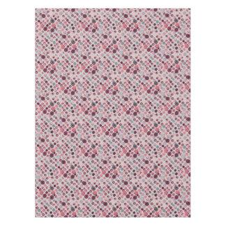 Button tin tablecloth