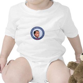 BUTTON BABY BODYSUITS