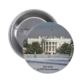 Button / White House Winter