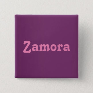 Button Zamora