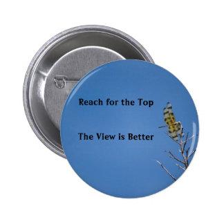 Buttone de motivación pin redondo 5 cm