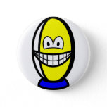 Rugby ball smile   buttons
