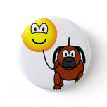 Dog walking emoticon   buttons