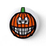 Jack-o-lantern smile   buttons