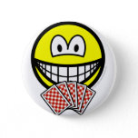 Card playing smile   buttons