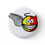 Angel or devil smile   buttons