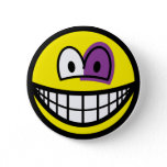 Black eyed smile   buttons