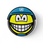 UN soldier smile   buttons