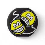 Broadway smile   buttons