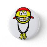 Rapper smile   buttons