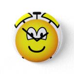 Alarm clock emoticon   buttons