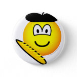 Frenchman emoticon   buttons