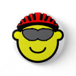 Biker buddy icon glasses  buttons