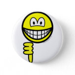 Thumb down smile   buttons