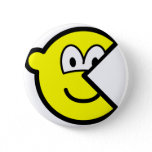Pac Man buddy icon   buttons