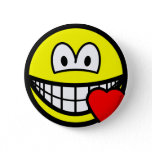 Love heart smile   buttons