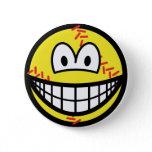 Baseball smile   buttons
