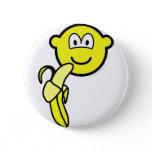 Banana eating buddy icon   buttons