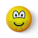 Stubbly beard emoticon   buttons
