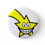 Shooting star smile   buttons