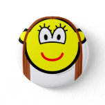 Brunette buddy icon   buttons