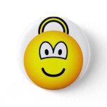 Space hopper emoticon   buttons
