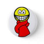 Scarf smile   buttons