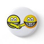 Hands shaking smilies   buttons