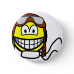 Pilot smile Old fashioned  buttons