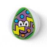 Easter egg emoticon   buttons