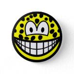 Leopard smile   buttons