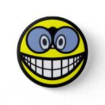 Binoculars smile   buttons