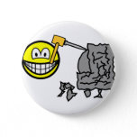 Sculptor smile   buttons