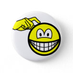 Head scratching smile   buttons