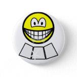 Face sun reflector smile   buttons