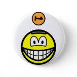 Piggy bank smile   buttons