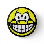 Biohazard smile version II  buttons