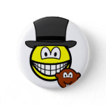Groundhog day smile   buttons