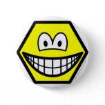 Hexagon smile   buttons