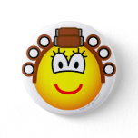 Curling emoticon Permed  buttons