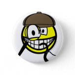 Sherlock Homes smile   buttons
