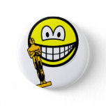 Oscar winning smile   buttons