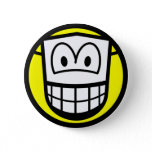Masked smile Theatre  buttons