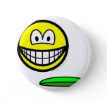 Frisbeeing smile   buttons