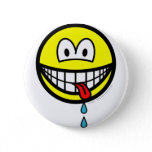 Drooling smile   buttons