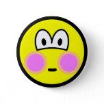 Blushing smile   buttons