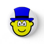 Blue hat buddy icon Six Thinking Hats - Control of Thinking  buttons
