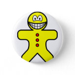 Gingerbread smile   buttons
