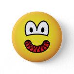 Evil emoticon Devilish  buttons